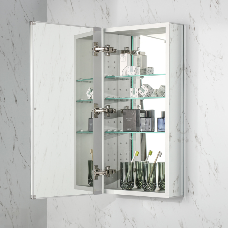 How to choose LED bathroom mirror function? What should be considered?
