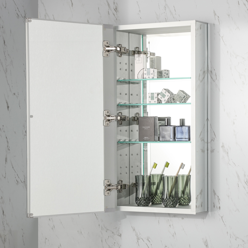 Todays LED bathroom mirror which good, take you to understand the LED world