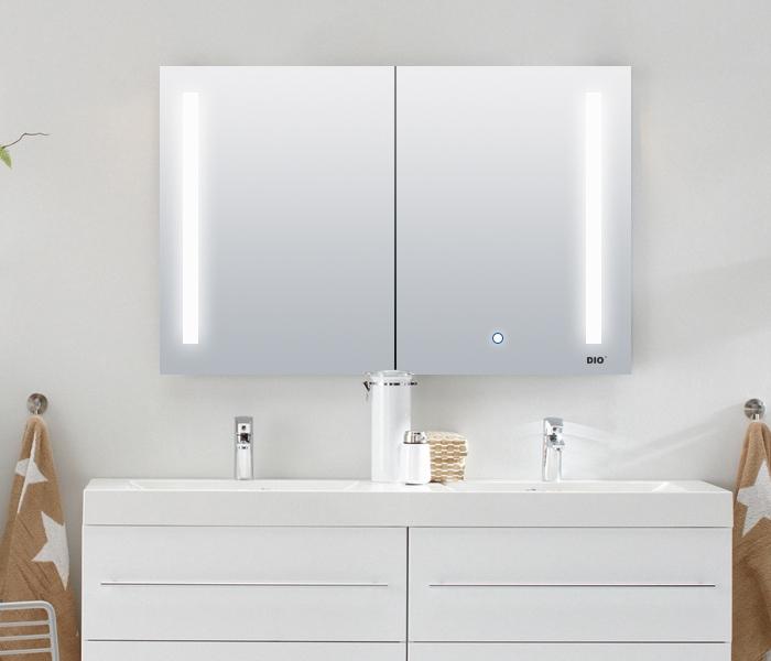 DIO classic bathroom case