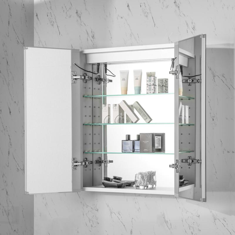 关于安装智能浴室镜的方法,一起来学习吧