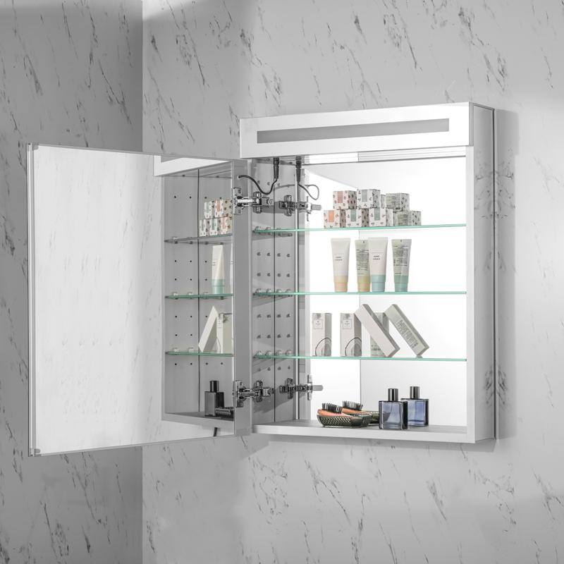 如何选择实用性优质的智能浴室镜
