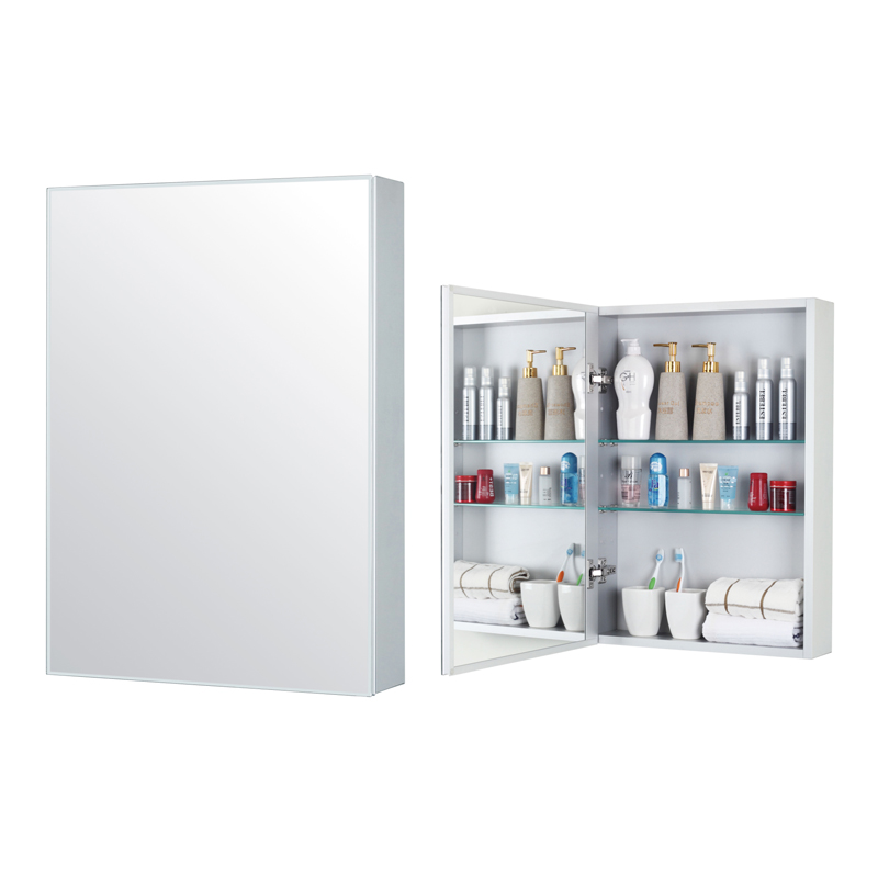 LED浴室镜柜在强光下也可以照看不误哪个好